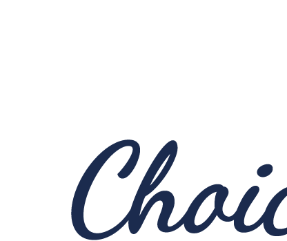 Your future comes with a choice!