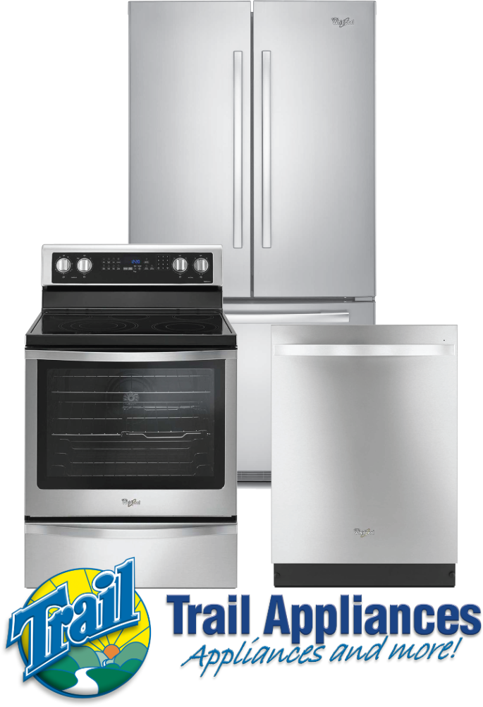 Grand Prize - Whirlpool Appliance Package