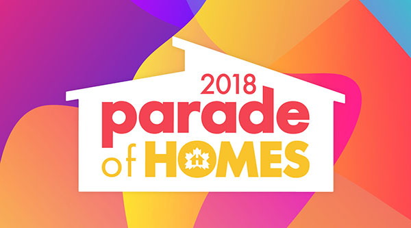Parade of Homes 2018