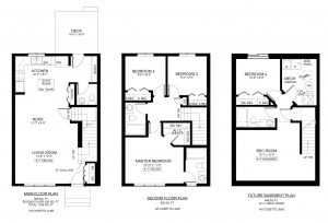 145 Codette Lane, Martensville Floor Plan