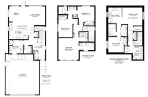 2232 Rosewood Drive West Floor Plan