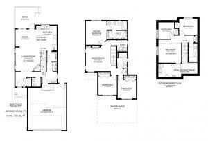 307 Dagnone Crescent Floor Plan