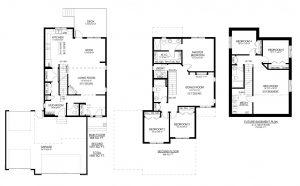 414 Augusta Boulevard, Warman Floor Plan