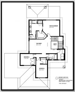 140 Greenbryre Lane Floor Plan