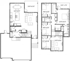 623 Fast Crescent Floor Plan