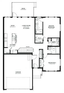#1 – 435 Palmer Crescent Floor Plan