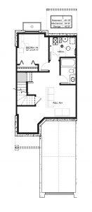 214 Brighton Gate Floor Plan