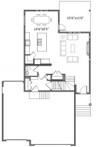316 Bolstad Way Floor Plan