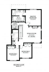 410 Augusta Boulevard Floor Plan