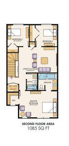 806 Kensington Boulevard Floor Plan