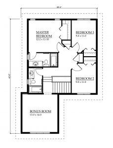812 1st Avenue North Floor Plan