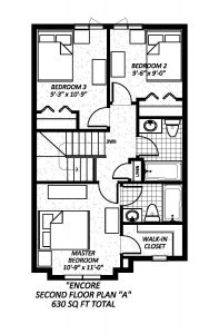 424 Underhill Bend Floor Plan