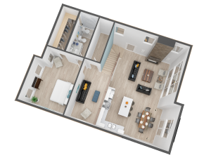 45 Bryden Road at Lakeside Floor Plan