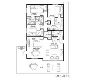 44 Bryden Road at Lakeside Floor Plan
