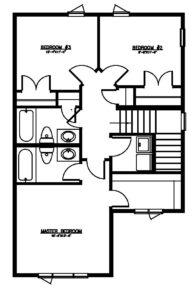 703 McFaull Lane Floor Plan
