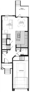 6-1003 Evergreen Blvd Floor Plan