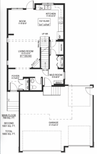 427 Hamm Lane Floor Plan