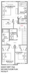 1312 15th Street East Floor Plan