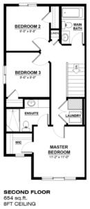 4202 Brighton Circle Floor Plan