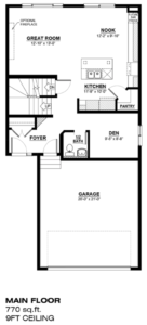 402 McFaull Crescent Floor Plan