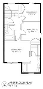 218 Rosewood Blvd East Floor Plan